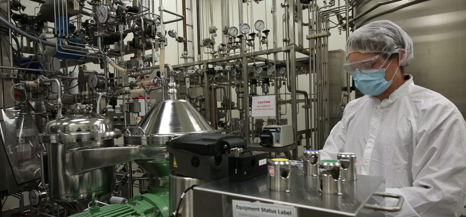 upstream manufacturing